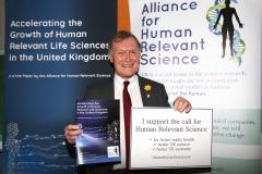 Alliance White Paper event David Amess MP