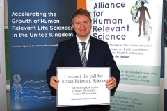 Alliance White Paper event Mark Logan MP