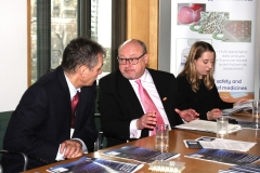 Alliance White Paper event SMT with Grahame Morris MP