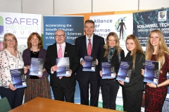 Alliance White Paper event writing team SMT LDF with Grahame Morris MP